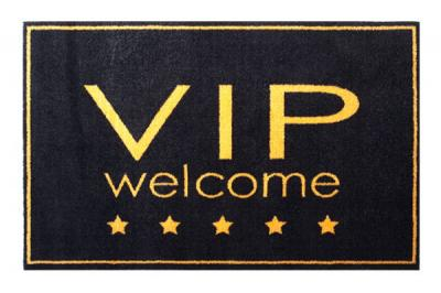 Welcome Mat Cotton - Jet Printed Cotton Pattern Mat