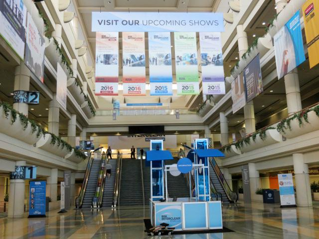 ISSA INTERCLEAN Orlando 2014