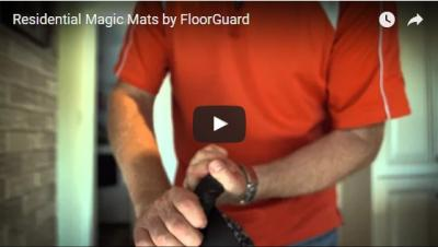 Residential Magic Mats by FloorGuard