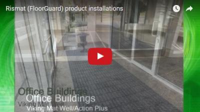 Rismat (FloorGuard) product installations