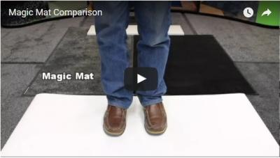 Magic Mat Comparison