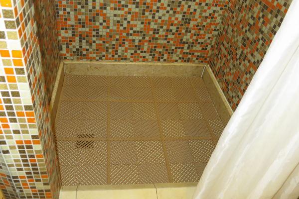 toilet floor mat