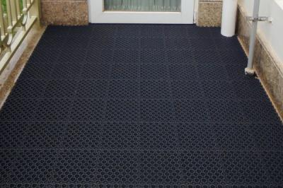 First Guard  - PVC Anti Slip Modular Mat